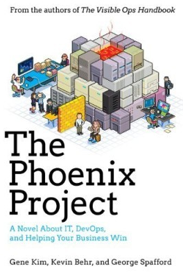 Book Review: The Phoenix Project