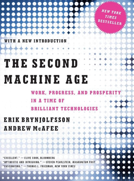 Book Review: The Second Machine Age