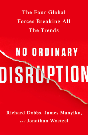 Book Review: No Ordinary Disruption