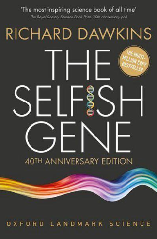 Book Review: The Selfish Gene (40th Anniversary Edition)