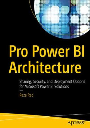 Book Review: Pro Power BI Architecture