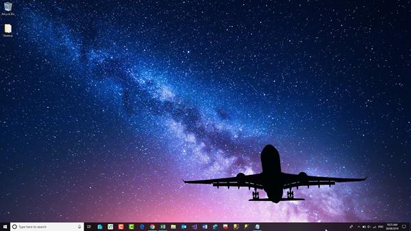 Opinion: Please let me have a clean desktop