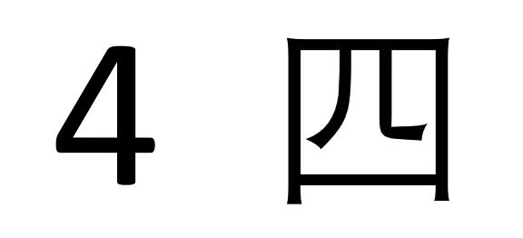Learning Mandarin: Four – death…