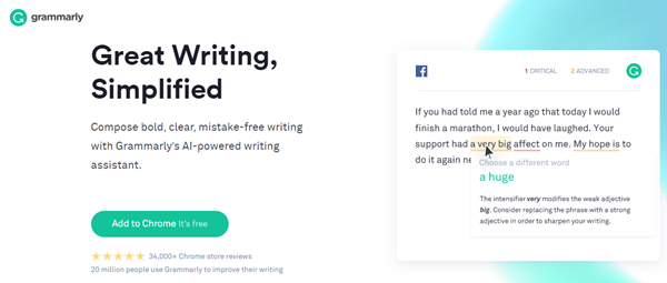 Opinion: Are tools like Grammarly really safe to use?