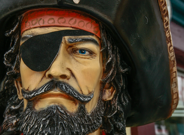 Learning Mandarin: Northerners and er – Pirate speak?