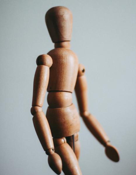 Learning Mandarin: Body shapes