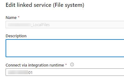 Integration Runtime