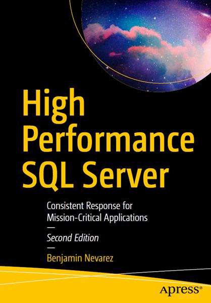 Book Review: High Performance SQL Server