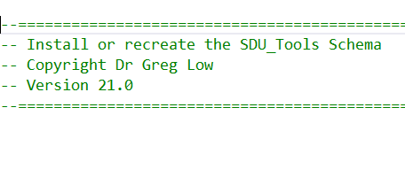 SDU Tools version 21 is now released for download